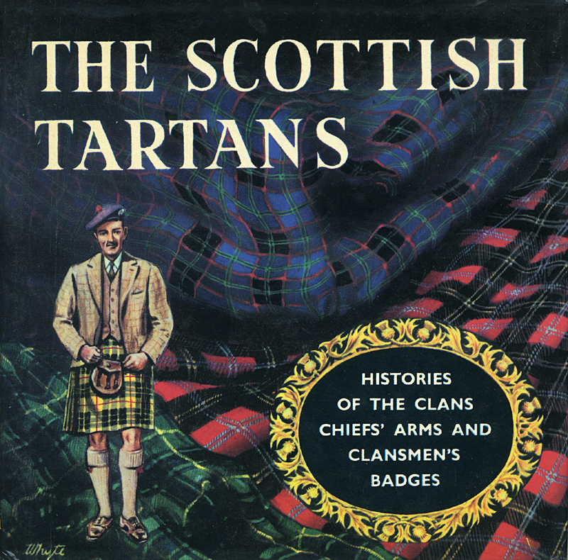 The Scottish Tartans by Sir Thomas Innes