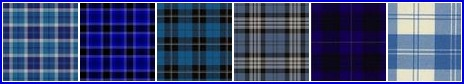 scottish-blue-tartans