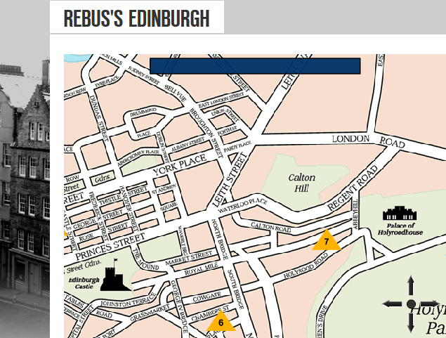 rebus-edinburgh-map