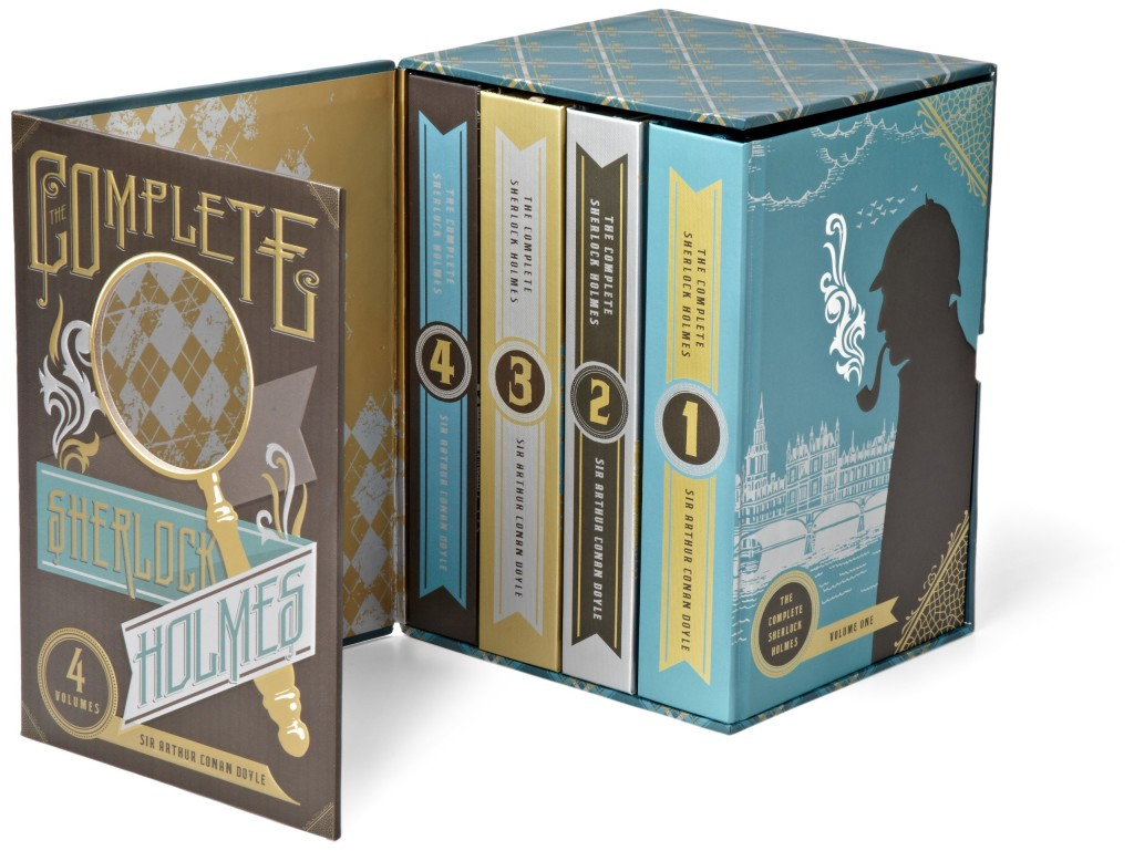 The Complete Sherlock Holmes  The Heirloom Collection 2012
