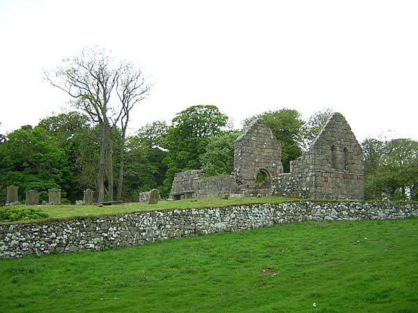 Bute St Blane ruins © 2004 Scotiana