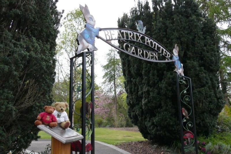 Beatrix Potter Garden in Dunkeld - Scotland