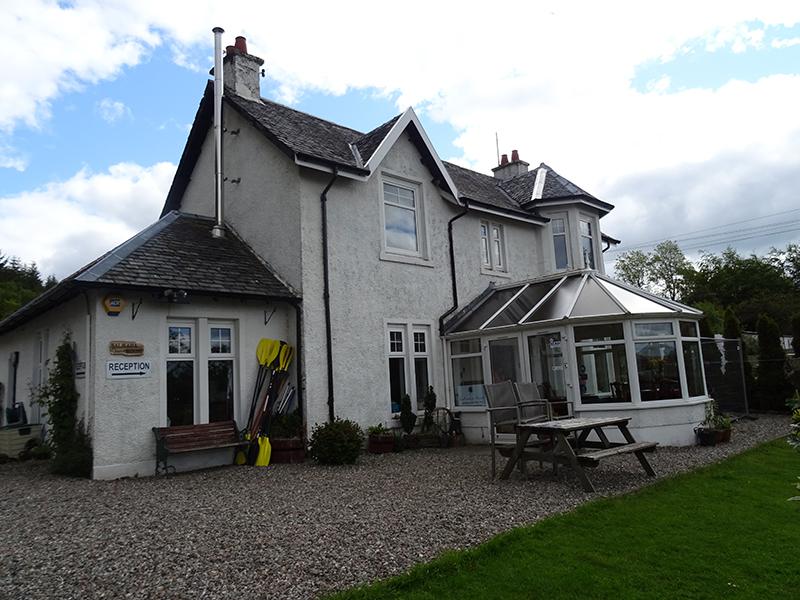 Balmaha House Loch Lomond Trossachs © 2015 Scotiana