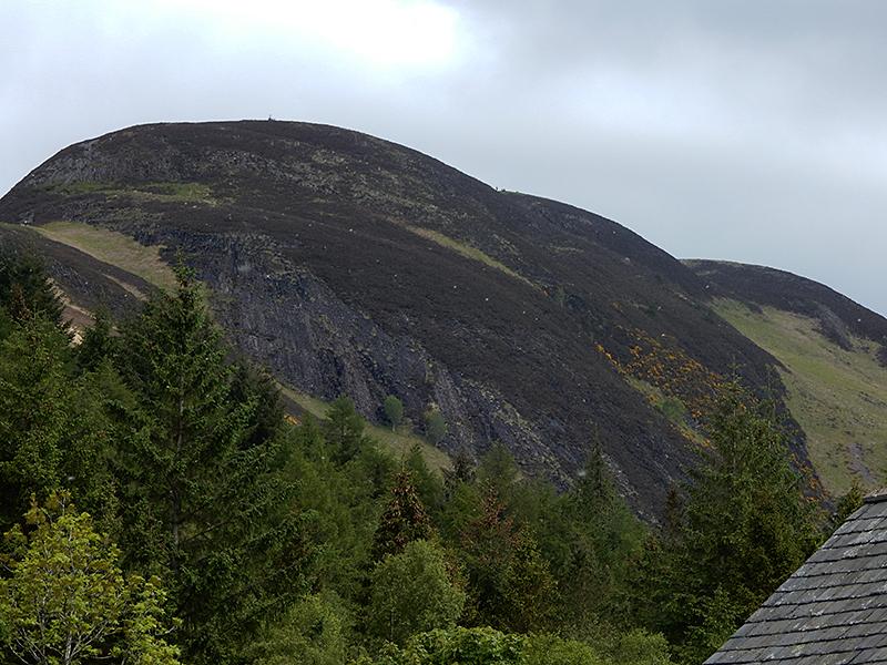 Conic Hill near Balmaha © 2015 Scotiana