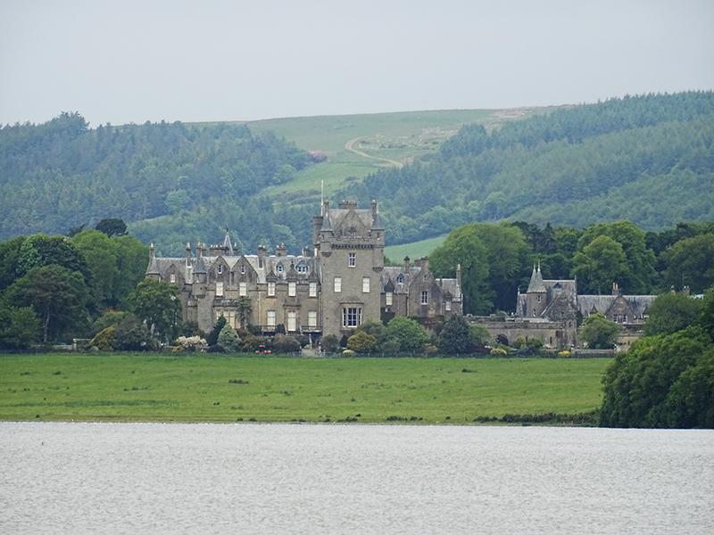 Lochinch Castle Kennedy Castle Gardens© 2015 Scotiana