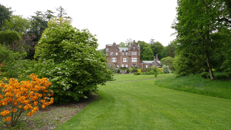 Threave House - Dumfries & Galloway  © 2015 Scotiana