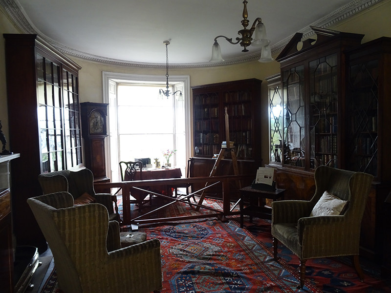 Broughton House drawing room © 2015 Scotiana