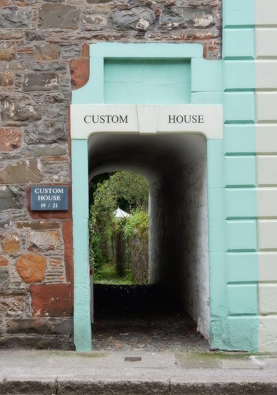 Kirkcudbright Custom House  © 2015 Scotiana