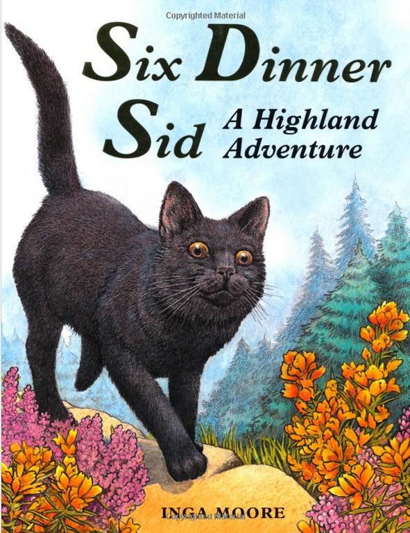 Six Dinner Sid Inga Moore Hodder Children's Books 2010