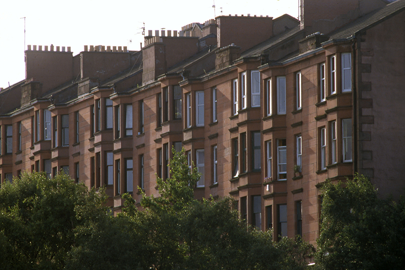 Tenement House, Buccleuch Street, Glasgow © National Trust for Scotland