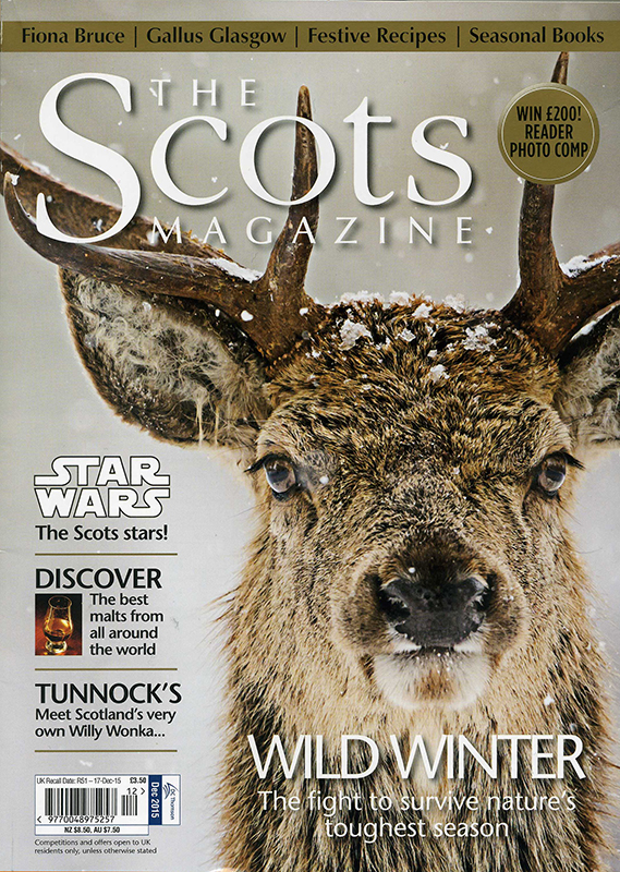The Scots Magazine December 2015