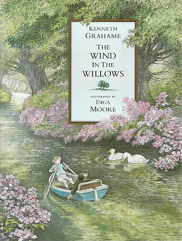 The Wind in the Willows Kenneth Graham & Inga Moore
