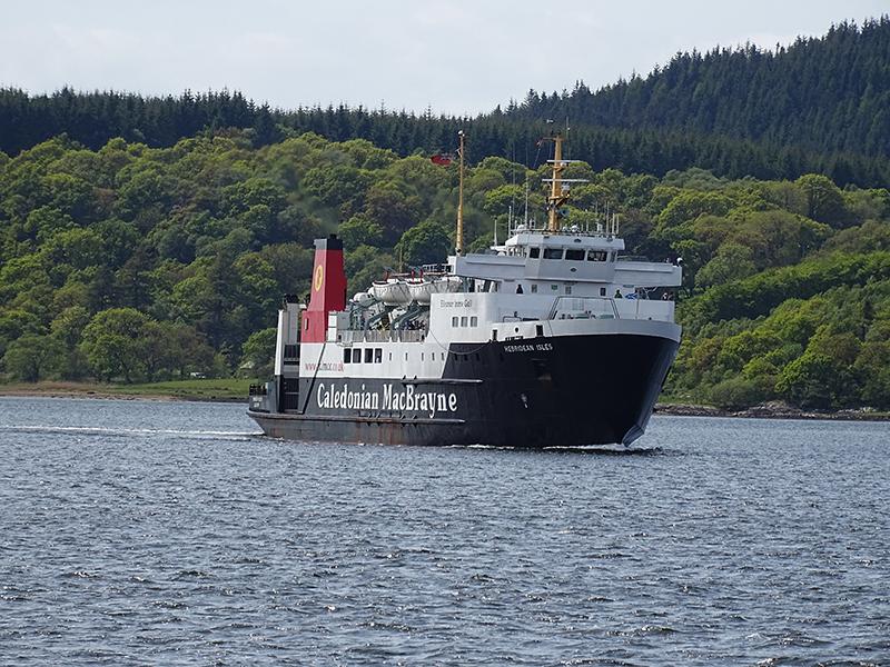Hebridean Isles Kennacraig-Port Askaig Ferry © 2015 Scotiana