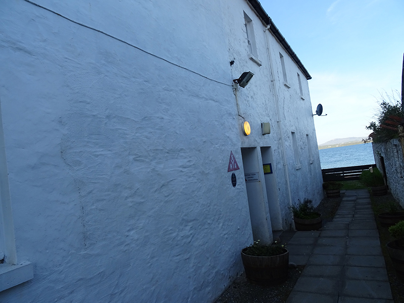 Islay Port Charlotte Youth Hostel © 2015 Scotiana
