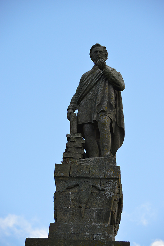 Cromarty Hugh Miller Monument © 2012 Scotiana