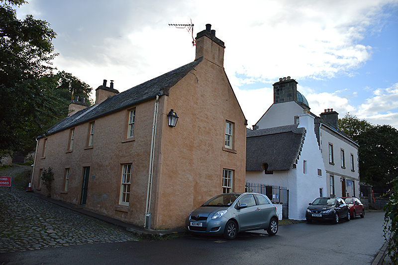 Cromarty Paye House Miller cottage & Museum © 2012 Scotiana