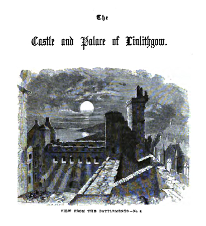 Illustration from The Castles, Palaces, and Prisons of Mary of Scotland by Charles Mackie esq.
