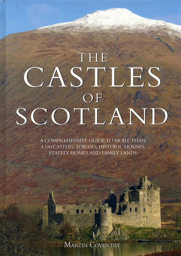The Castles of Scotland Martin Coventry 5th edition Goblinshead Prestongrange House 2015