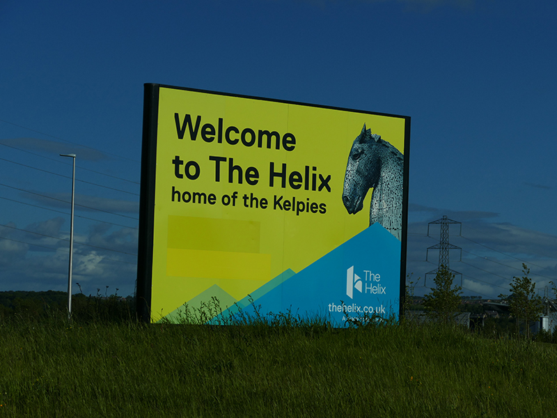 Welcome to Helix - © Scotiana