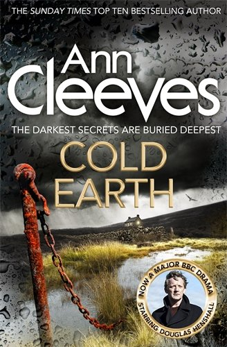 Ann Cleeves Shetland 7 Cold Earth
