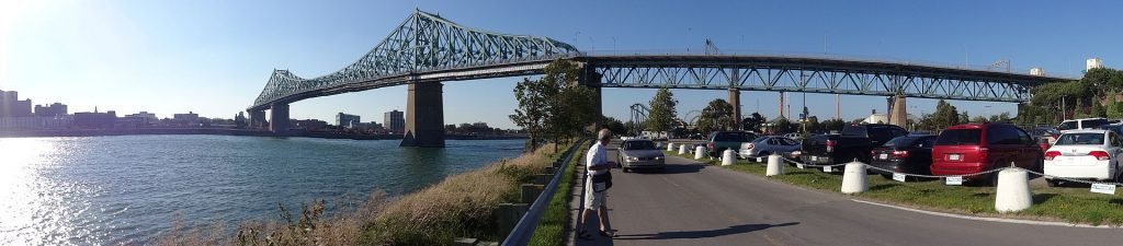 Jacques Cartier Montreal Bridge