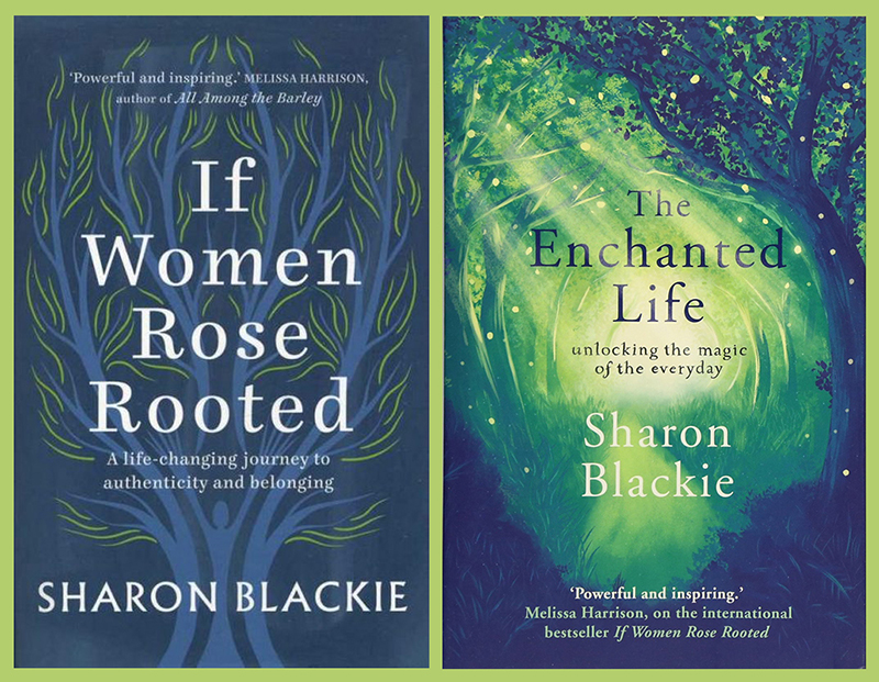 Two books by Sharon Blackie 2016-2018