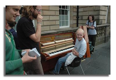 Edinburgh Fringe Festival 2007