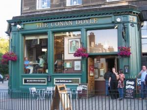 Conan Doyle Pub - Edinburgh