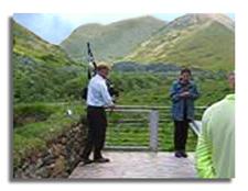 Glencoe Visitor Center 2004