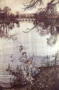 Fairies - Rackham