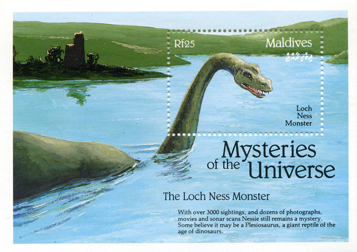 Mysteries Of The Universe - Nessie, Loch Ness
