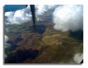 Aerial View of Scotland - 2003