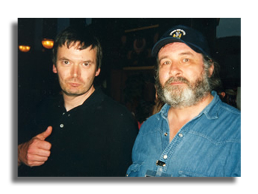 Ian Rankin & Colin Brown - Rebus Tours