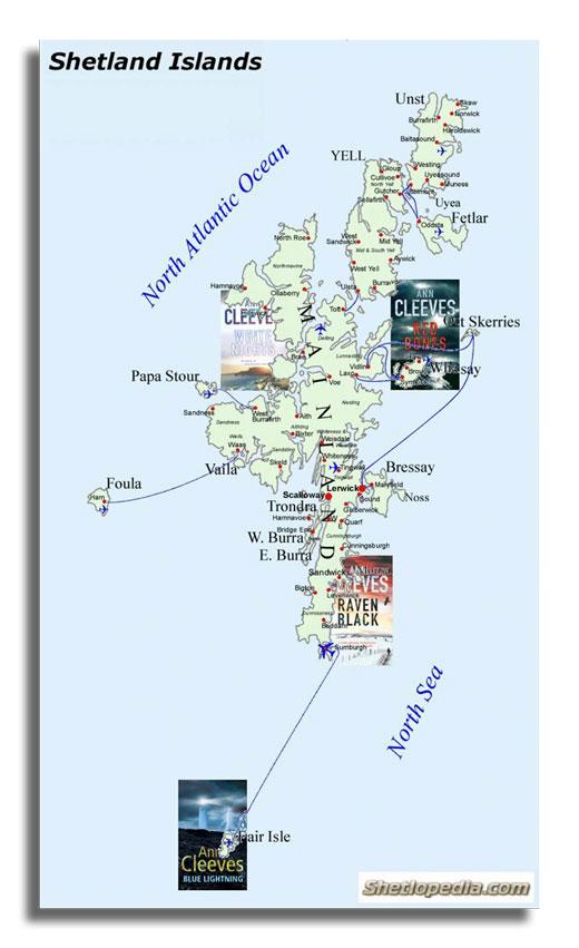 shetland-map