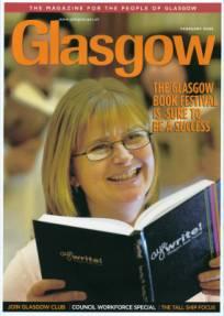 Glasgow 2005 Aye Write Book Festival