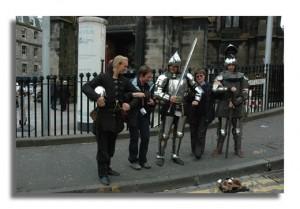 Edinburgh Fringe Festival - 2007