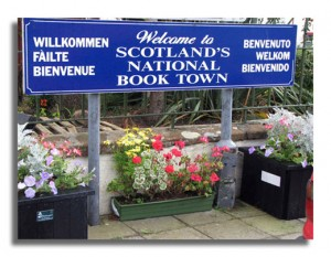 Wigtown-Scotland's National Book Town