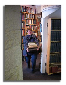 The Book Shop - Wigtown