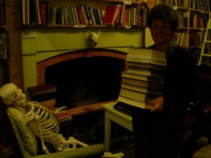 In The Book Shop (Wigtown, Scotland)