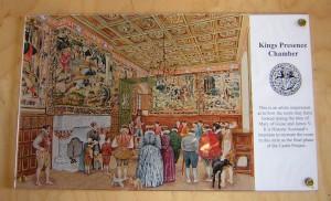 Stirling Castle - King Presence Chamber