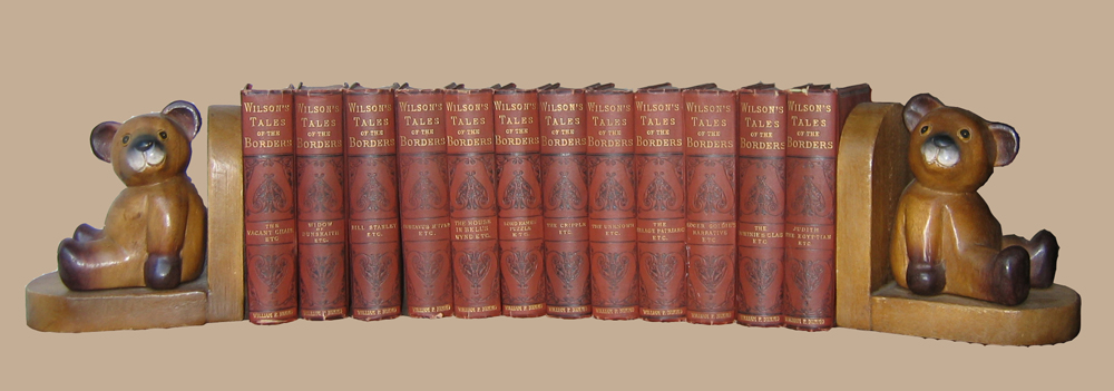 Tales of The Borders and of Scotland - 12 volumes