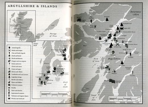 The Lore of Scotland Jennifer Westwood & Sophia Kingshill Argyllshire & Islands