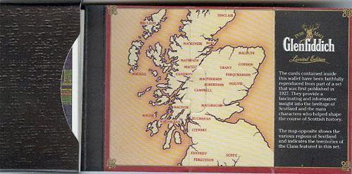 From Walter Scott's Black & White Tartan Design to Famous Scottish