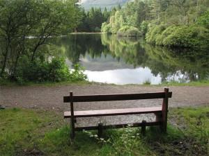 Glencoe Lochan Trail, Scotland