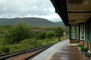 Rannoch Station Scotiana 2007