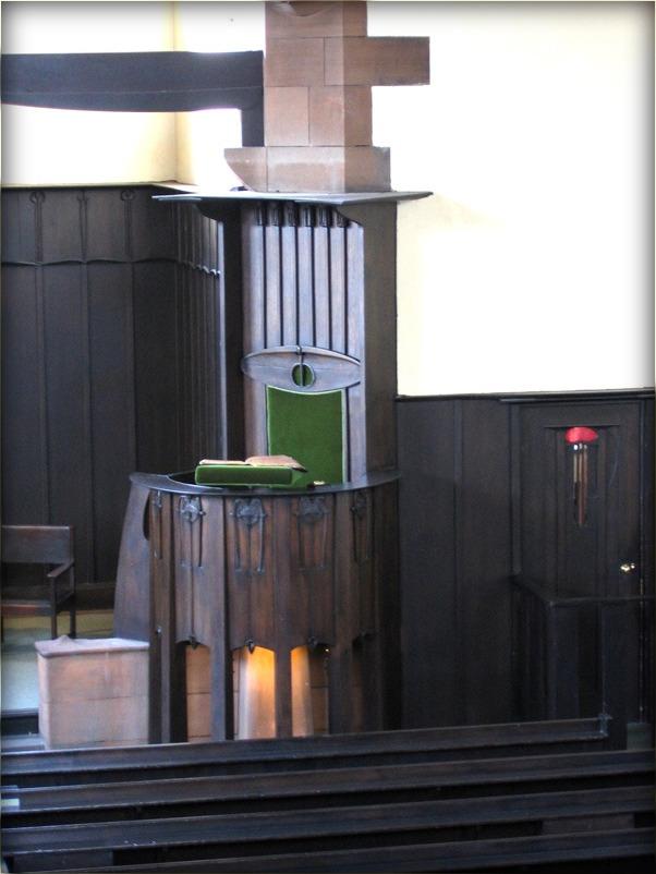 Charles Rennie Mackintosh Designs Queen S Cross Church In