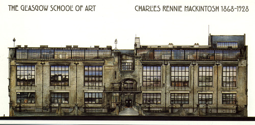 The Glasgow School of Art by Dugald Cameron