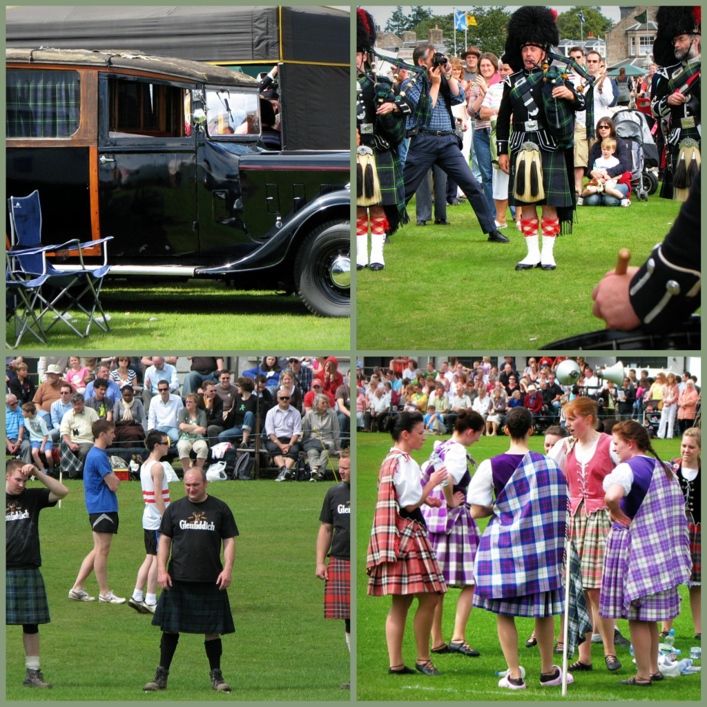 A Sneak Peek of Aboyne's Highland Games in the Aberdeenshire ...