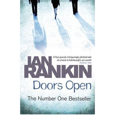Ian Rankin Doors Open Orion paperback