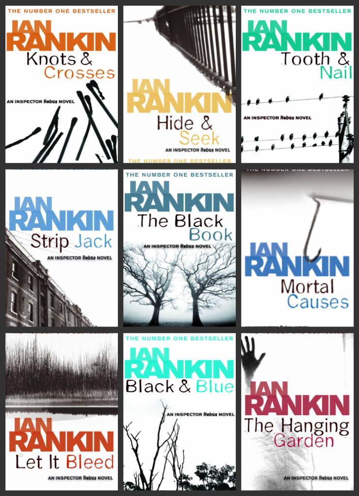 Inspector Rebus - Ian Rankin - Scottish Crime Mystery Novel